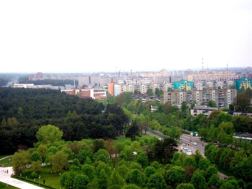 Солигорск-3