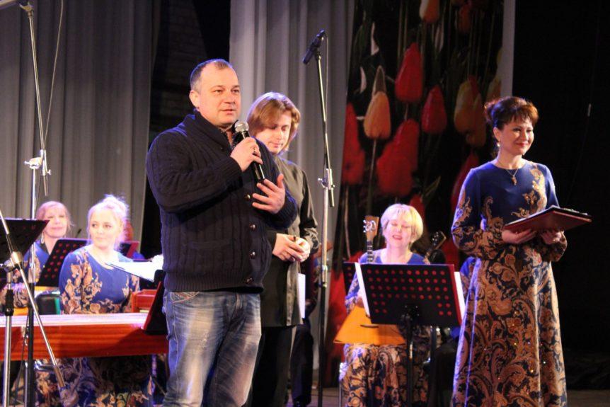 Азов и ансамбль