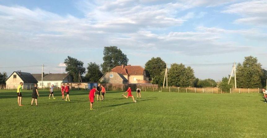 Сельский футбол (2)