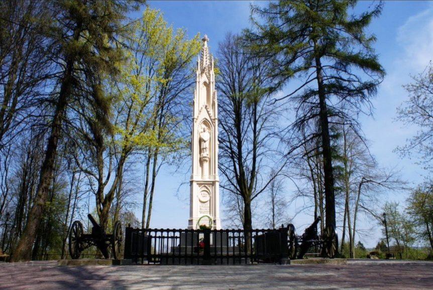 Памятник Баг