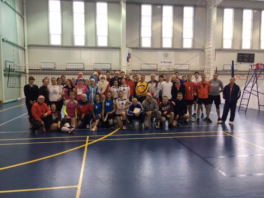 Волейбол, Баграт