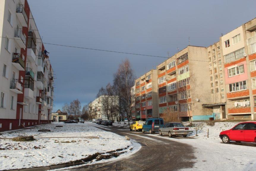 Посёлок Южный_Один из дворов