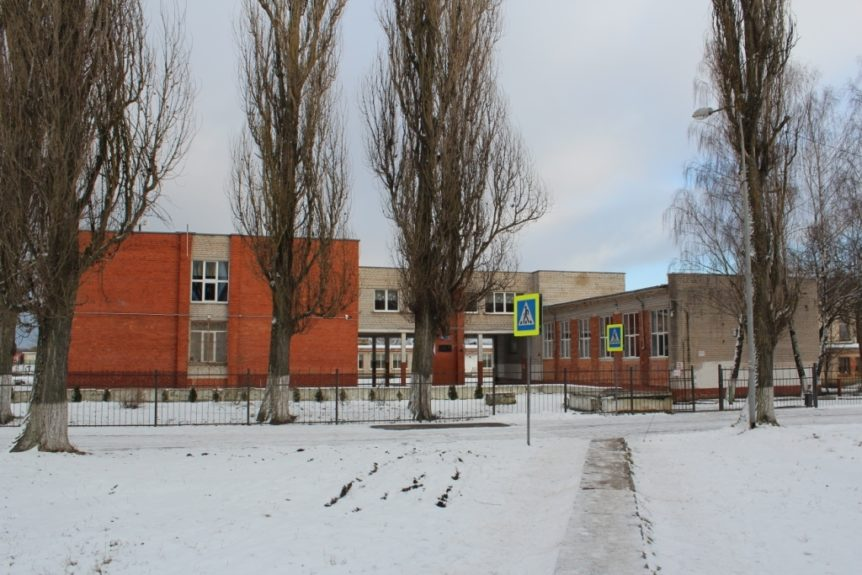 Посёлок Южный_Школа