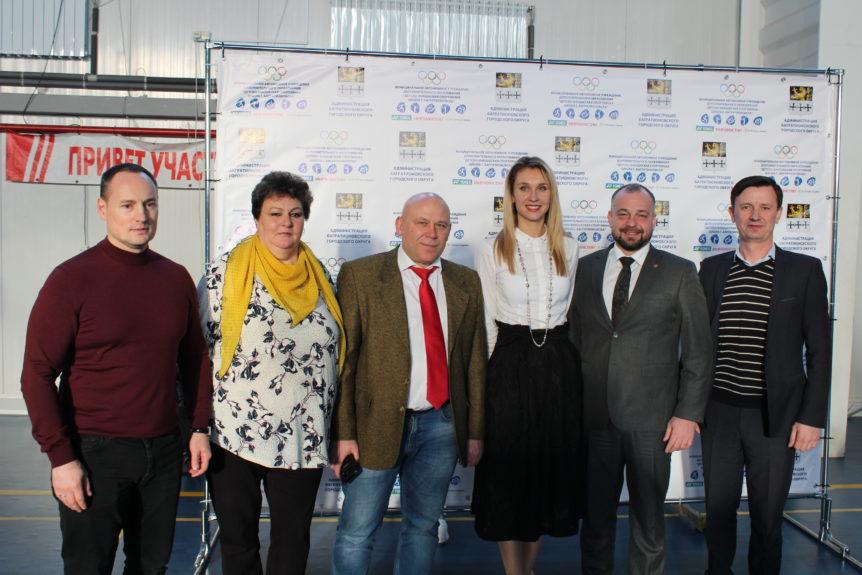 Ищенко с депутатами