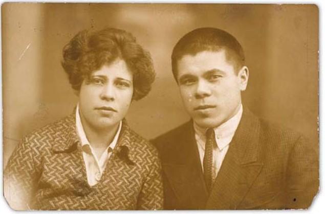 Фатых Карим с супругой (2)